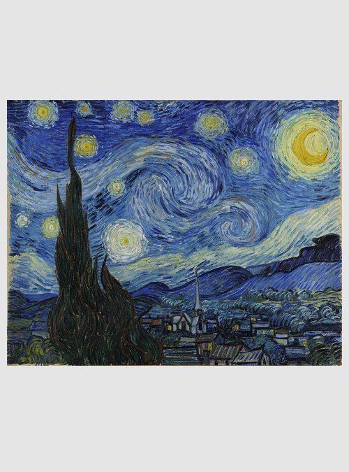 Van Gogh: Ξαστεριά, 1500 τεμ.