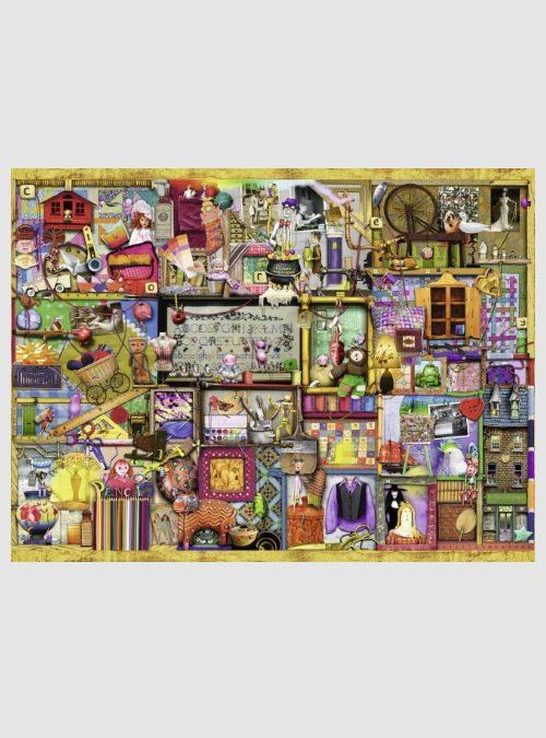 Colin Thompson: Τέχνες και Χόμπυ, 1500 τεμ.