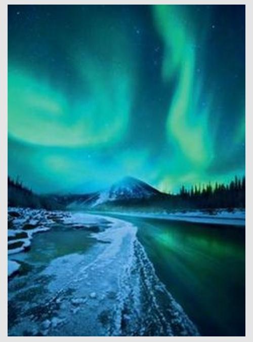 Power of Nature: Βόρειο Σέλας, 1000 τεμ.