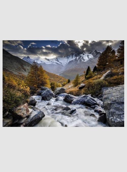 Humboldt: Ρυάκι στο Βουνό, 1000 τεμ.