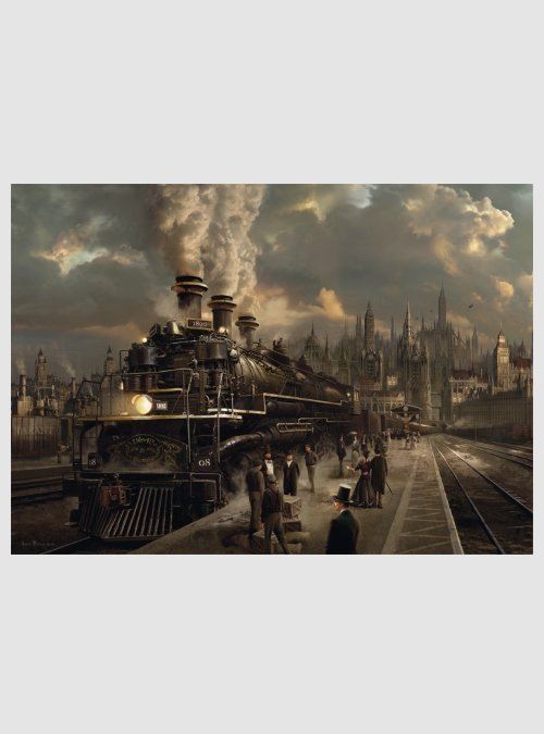 58206-Standard: Τρένο, 1000 τεμ.
