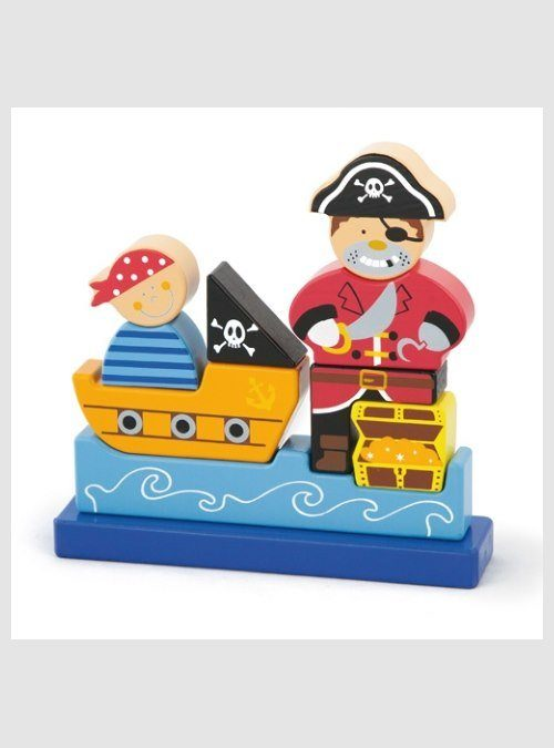 50077 Pirate, Magnetic 3D Puzzle