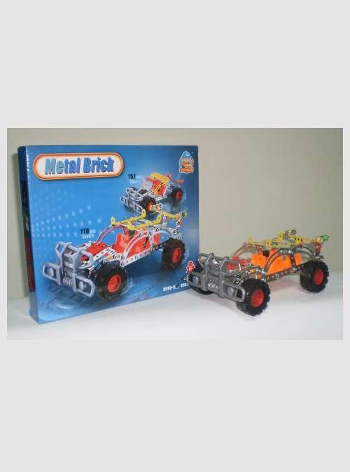 Αυτοκίνητο, Metal Brick