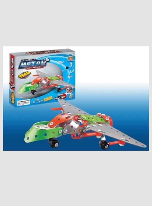 HY898B52-Plane-metal-model