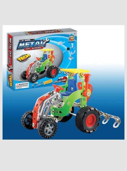 HY898B57-Tractor-metal-model