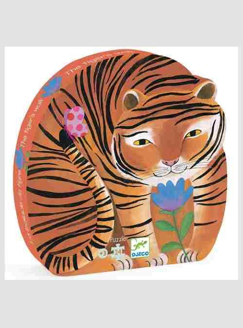 Η Τίγρη, Σχηματικό Παζλ