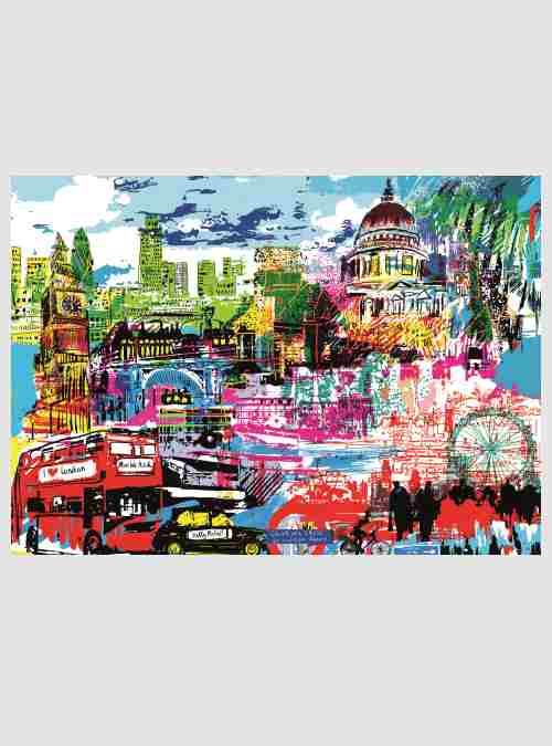 City Life: Λονδίνο, 1000 τεμ.