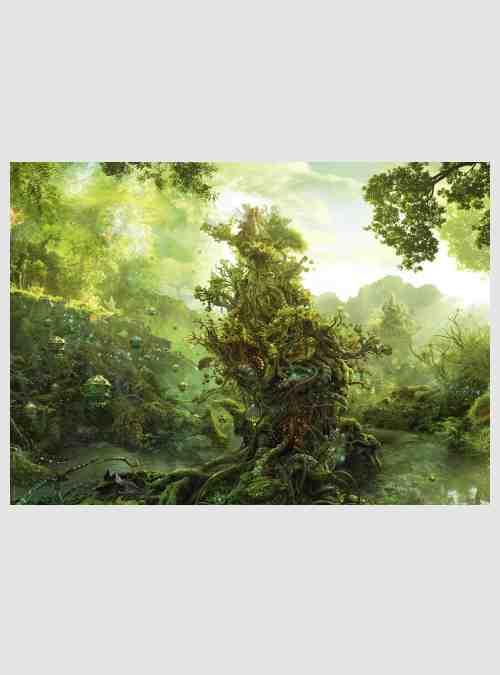 Enigma Trees: Τροπικό Δέντρο, 1000 τεμ.