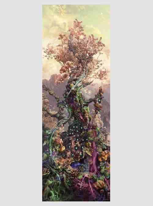 Enigma Trees: Μαγικό Δέντρο, 1000 τεμ.
