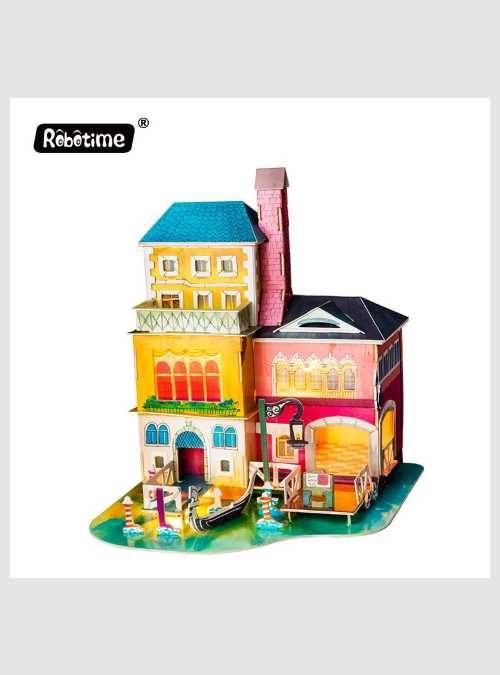 ROSJ406-midsummer-in-venice-wooden-3d-puzzle-robotime
