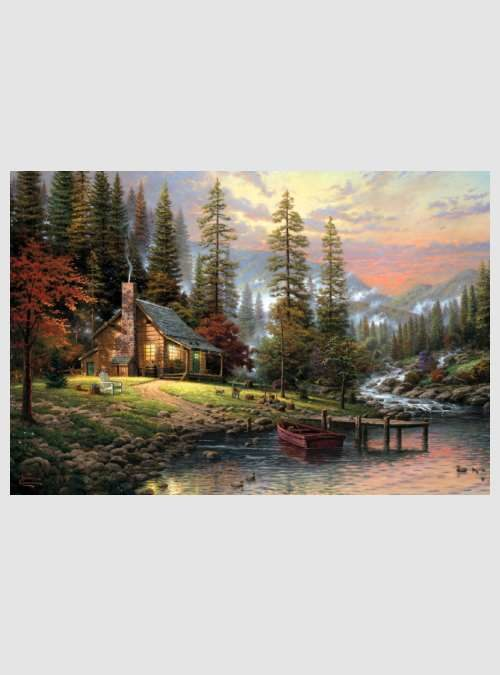 58455-thomas-kinkade-a-peaceful-retreat-500pcs