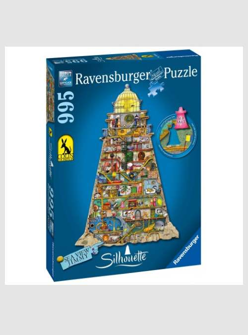 16098-colin-thompson-ludicrous-lighthouse-silhouette-box-1000pcs
