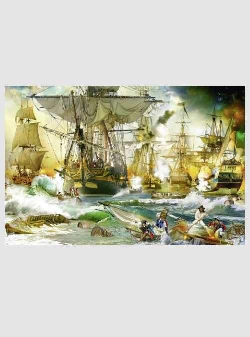 13969-battle-on-high-sea-5000pcs