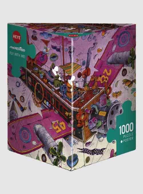 29887-mordillo-fly-with-me-1000pcs-Triangular-Box