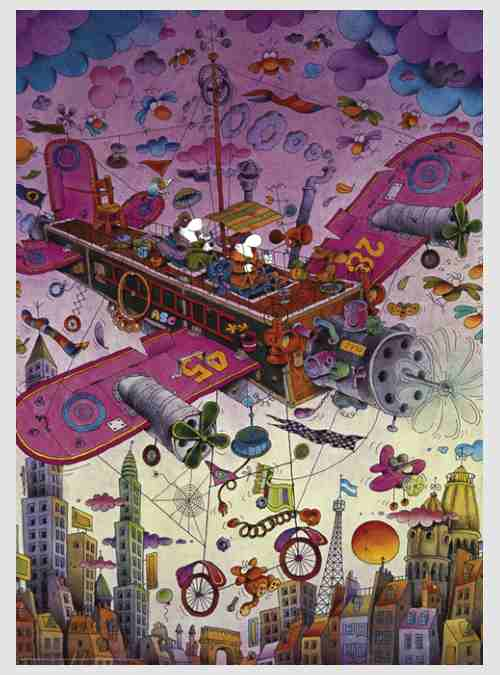 29887-mordillo-fly-with-me-1000pcs