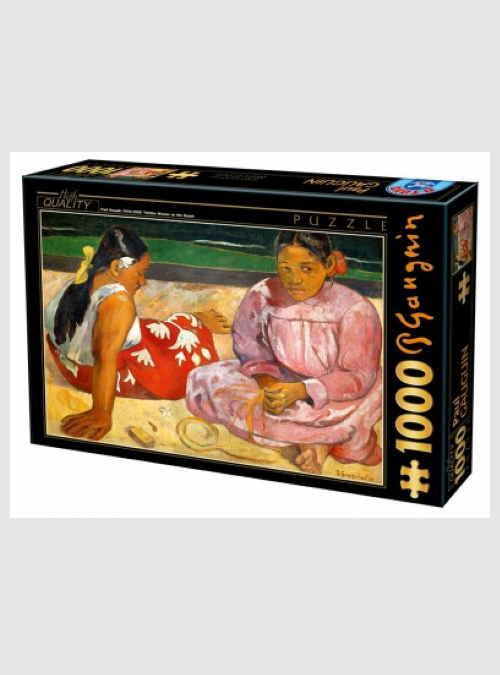 72818GA01-paul-gauguin-tahitian-women-on-the-beach-1000pcs