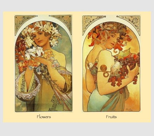 66930MU06-alphonse-mucha-fruit-flower