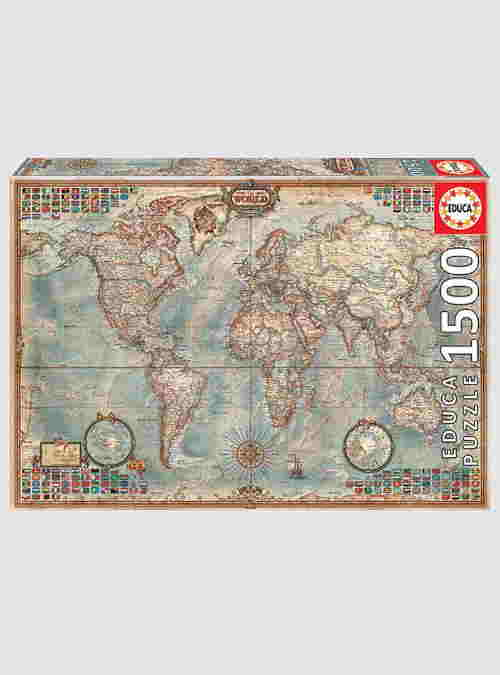 16005-political-map-of-the-world-1500pcs