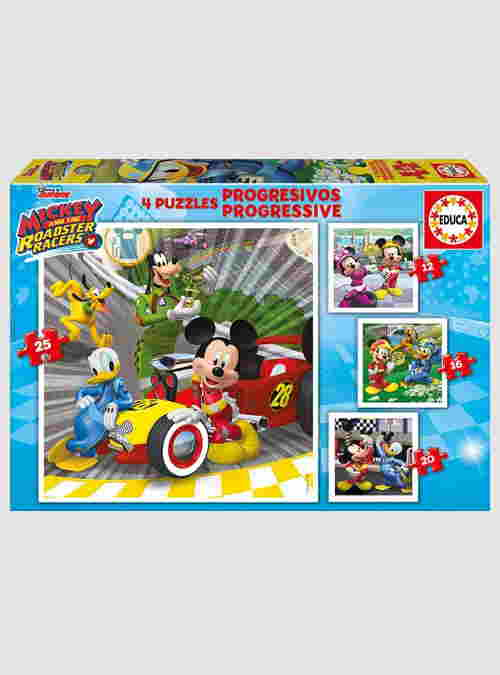 17629-educa-mickey-and-the-roadster-racers-puzzles