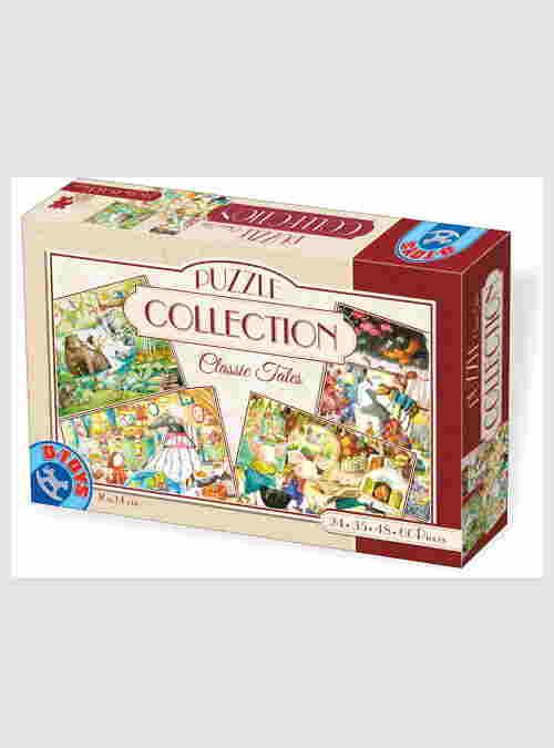 73006-d-toys-classic-tales-puzzle-24-35-48-60pcs