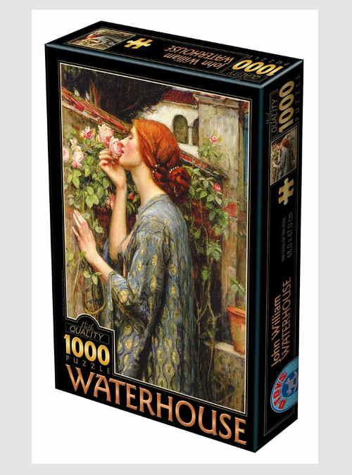 72757WA04-waterhouse-the-soul-of-the-rose-1000pcs