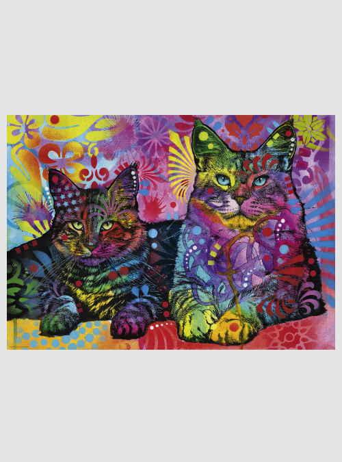 29864-jolly-pets-devoted-2-cats-1000pcs