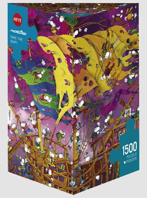 29924-mordillo-save-the-ship-Triangular-box-1500pcs