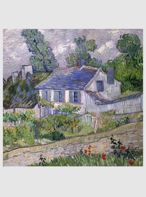 00683-Van-Gogh-Maison-à-Auvers-1500pcs