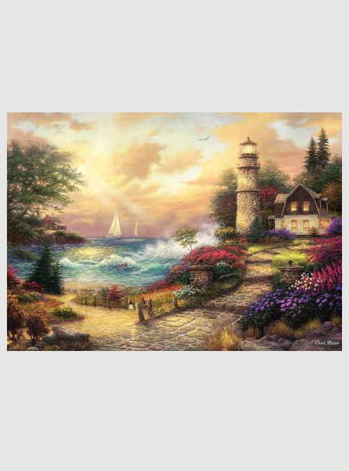 00774-Chuck-Pinson-Seaside-Dreams-500pcs