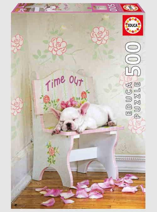 16734-Lisa-Jane-Taking-Time-Out-500pcs