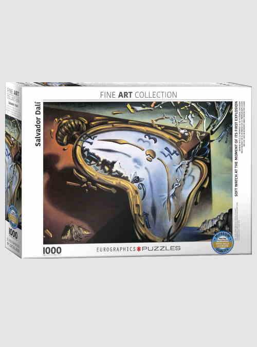 6000-0842-Dali-Melting-Clocks-1000pcs