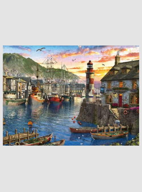 15045-sunrise-at-the-port-500pcs