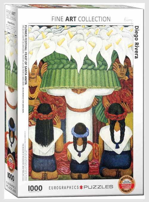 6000-0798-Diego-Rivera-Flower-Festival-feast-of-santa-anita-1000pcs