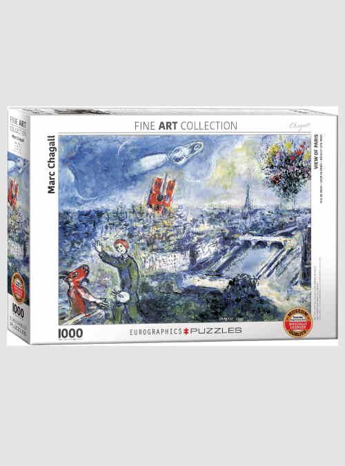 6000-0850-Chagall-Marc-Le-Bouquet-de-Paris-1000pcs