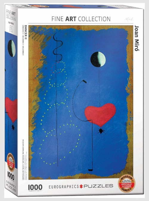 6000-0854-Joan-Miro-Ballerina-II-1000pcs