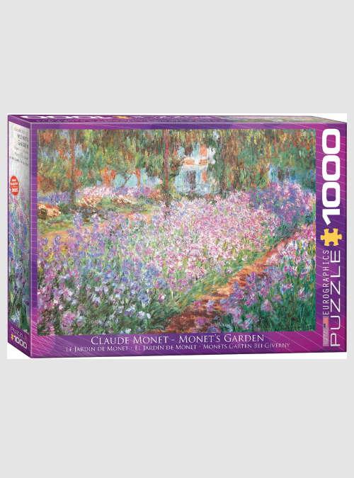 6000-4908-Claude-Monet-Monet-s-Garden-1000pcs