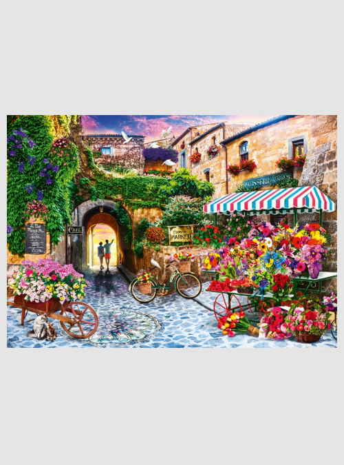 70334-The-Flower-Market-1000pcs