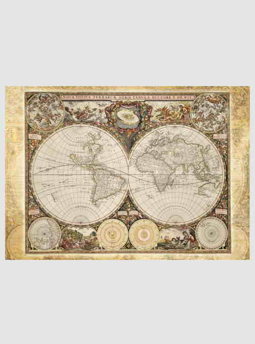 58178-historical-map-of-the-world-2000pcs