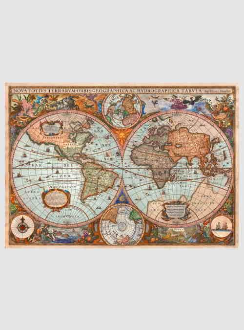58328-ancient-world-map-3000pcs
