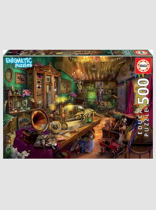 18480-enigmatic-puzzles-antic-attic-500pcs