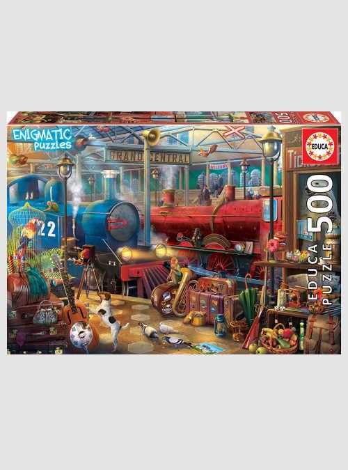 18481-enigmatic-puzzles-train-station-500pcs
