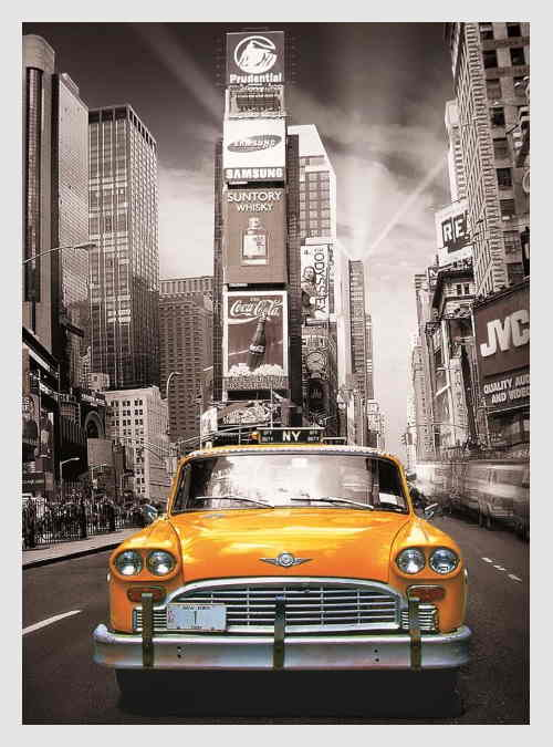 6000-0657-new-york-city-yellow-cab-1000pcs