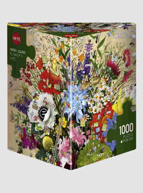29787-degano-flowers-life-1000pcs-Triangular-Box