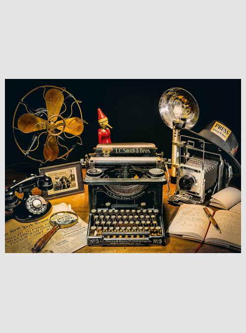 35040-the-typewriter-500pcs