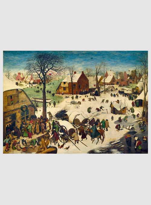 60026-pieter-Brueghel-the-elder-the-census-at-bethlehem-1000pcs