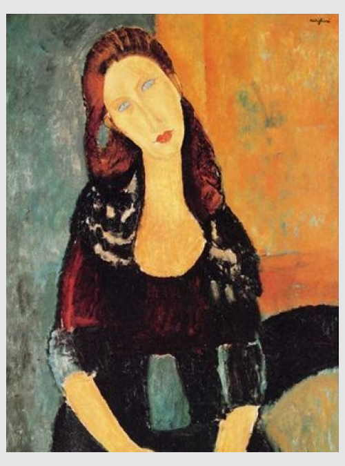77400MO01-amedeo-modigliani-portrait-of-jeanne-hebuterne-1000pcs