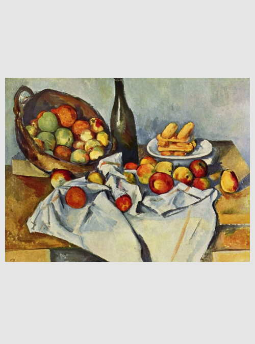 119306-paul-cezanne-still-life-with-bottle-and-apple-basket-1000pcs