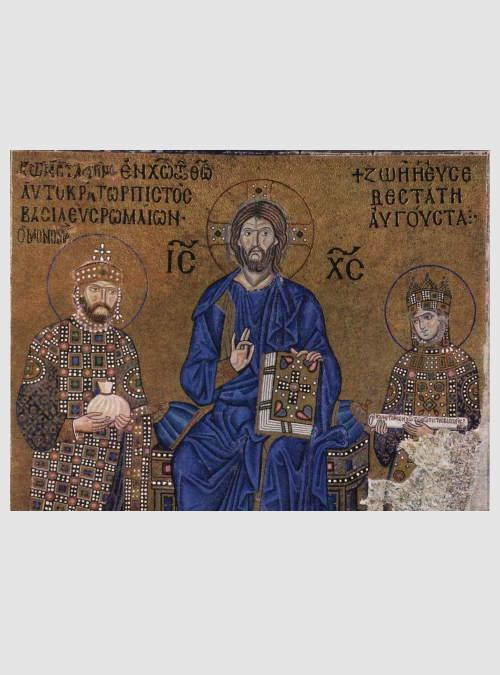 120998-Christ-on-the-Throne-Hagia-Sophia-Mosaic-Constantinople-1000pcs