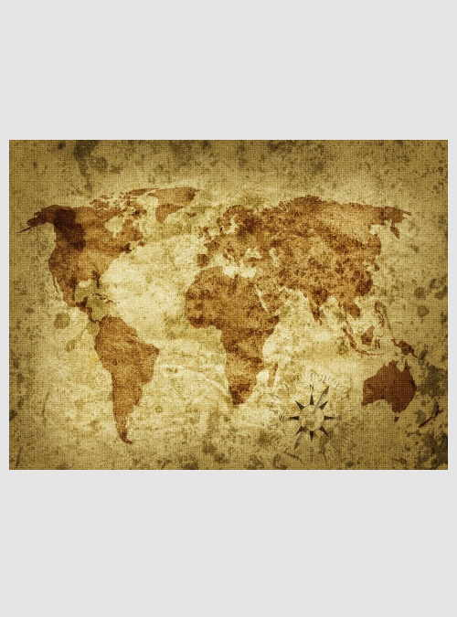 226165-old-world-map-1000pcs