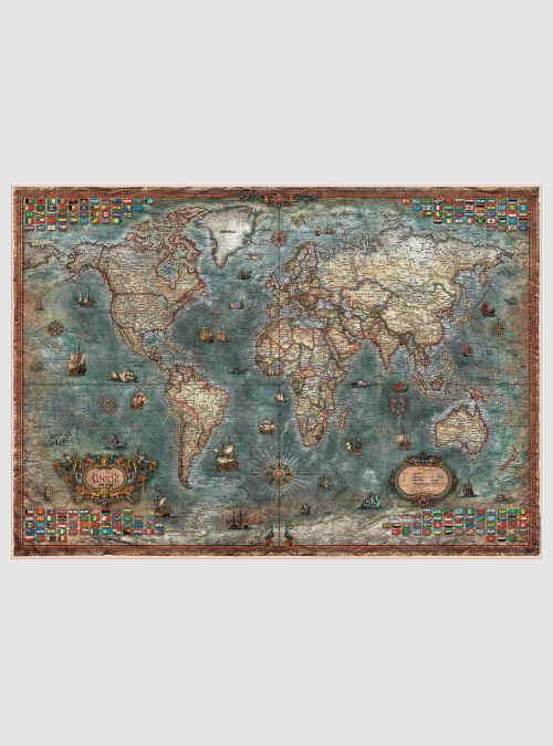 18017-historical-world-map-8000pcs